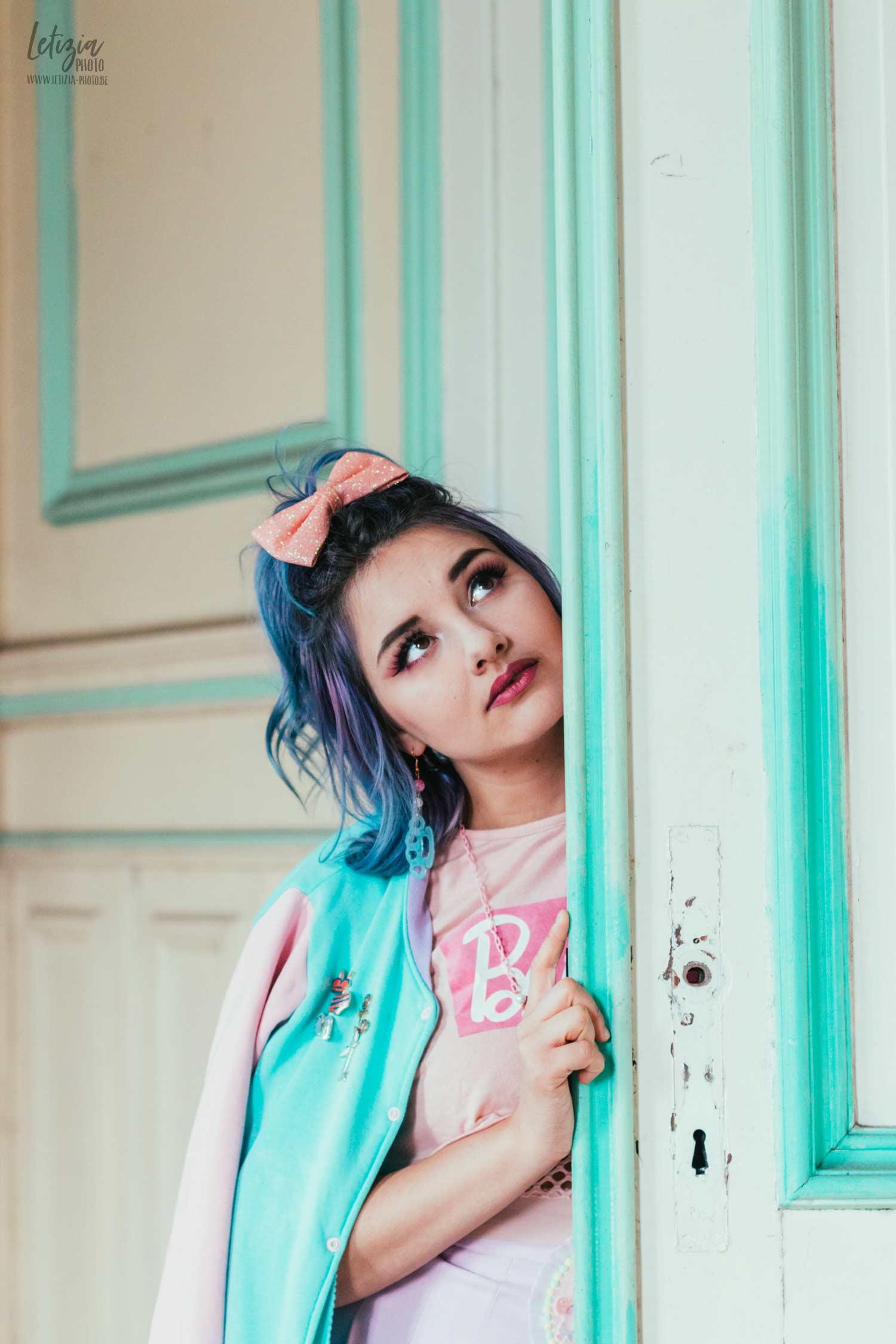 Candy Hashi influenceuse lolita