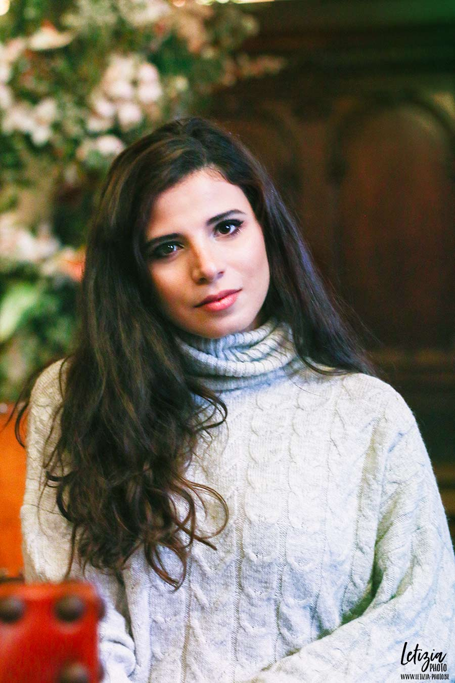 Vanessa Rahal feeries florales 2019 Mons
